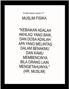 leaflet tausiah